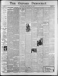 Oxford Democrat : Vol. 74. No.28 - July 09,1907