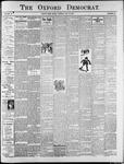 The Oxford Democrat : Vol. 74. No.30 - July 23,1907