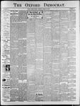 Oxford Democrat : Vol. 74. No.34 - August 20,1907