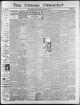 Oxford Democrat : Vol. 74. No.36 - September 03,1907