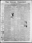 Oxford Democrat : Vol. 74. No.37 - September 10,1907