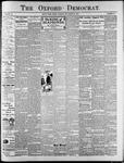The Oxford Democrat : Vol. 74. No.39 - September 24,1907