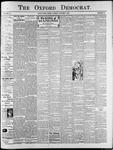 The Oxford Democrat : Vol. 74. No.40 - October 01,1907