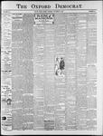 Oxford Democrat : Vol. 74. No.42 - October 15,1907