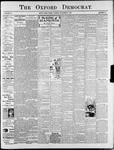The Oxford Democrat : Vol. 74. No.45 - November 05,1907
