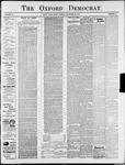 Oxford Democrat : Vol. 74. No.48 - November 26,1907