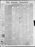 The Oxford Democrat : Vol. 74. No.53 - December 31,1907