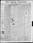 The Oxford Democrat : Vol. 75. No. 2 - January 14,1908