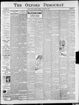 The Oxford Democrat : Vol. 75. No. 4 - January 28,1908