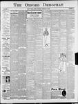 Oxford Democrat : Vol. 75. No. 8 - February 25,1908