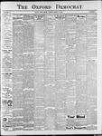 The Oxford Democrat : Vol. 75. No. 11 - March 17,1908