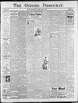 Oxford Democrat : Vol. 75. No. 16 - April 21,1908
