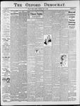 The Oxford Democrat : Vol. 75. No. 19 - May 12,1908