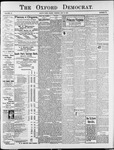 Oxford Democrat : Vol. 75. No. 20 - May 19,1908