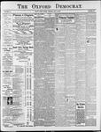The Oxford Democrat : Vol. 75. No. 20 - May 19,1908