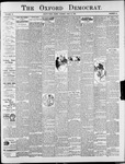Oxford Democrat : Vol. 75. No. 25 - June 23,1908