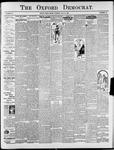 Oxford Democrat : Vol. 75. No. 28 - July 14,1908