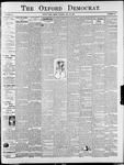 The Oxford Democrat : Vol. 75. No. 30 - July 28,1908