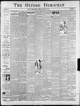 The Oxford Democrat : Vol. 75. No. 31 - August 04,1908