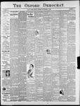 Oxford Democrat : Vol. 75. No. 37 - September 15,1908