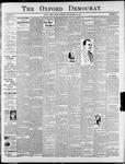 The Oxford Democrat : Vol. 75. No. 39 - September 29,1908
