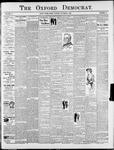 The Oxford Democrat : Vol. 75. No. 40 - October 06,1908