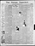 The Oxford Democrat : Vol. 75. No. 49 - December 08,1908