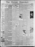 The Oxford Democrat: Vol. 76, No. 8 - February 23,1909