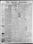 Oxford Democrat: Vol. 76, No. 10 - March 09,1909