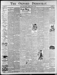 Oxford Democrat: Vol. 76, No. 12 - March 23,1909