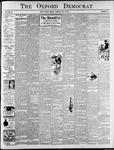 Oxford Democrat: Vol. 76, No. 19 - May 11,1909