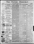 Oxford Democrat: Vol. 76, No. 27 - July 06,1909