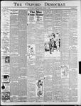 The Oxford Democrat: Vol. 76, No. 33 - August 17,1909