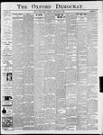 Oxford Democrat: Vol. 76, No. 39 - September 28,1909