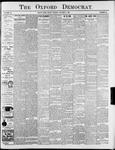 Oxford Democrat: Vol. 76, No. 40 - October 05,1909