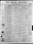 The Oxford Democrat: Vol. 76, No. 41 - October 12,1909
