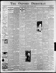 The Oxford Democrat: Vol. 76, No. 45 - November 09,1909