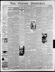 The Oxford Democrat: Vol. 76, No. 47 - November 23,1909