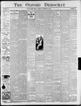 Oxford Democrat: Vol. 76, No. 48 - November 30,1909
