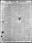 Oxford Democrat: Vol.77, No. 2 - January 11, 1910