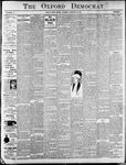 Oxford Democrat: Vol.77, No. 4 - January 25, 1910