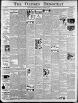 The Oxford Democrat: Vol.77, No. 6 - February 08, 1910