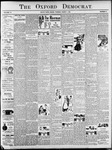 The Oxford Democrat: Vol.77, No. 9 - March 01, 1910