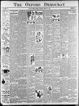 The Oxford Democrat: Vol.77, No. 11 - March 15, 1910