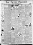 Oxford Democrat: Vol.77, No. 13 - March 29, 1910