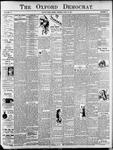 Oxford Democrat: Vol.77, No. 15 - April 12, 1910