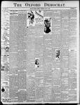 Oxford Democrat: Vol.77, No. 18 - May 03, 1910