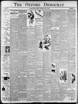 Oxford Democrat: Vol.77, No. 21 - May 24, 1910