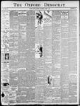 Oxford Democrat: Vol.77, No. 23 - June 10, 1910