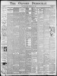 Oxford Democrat: Vol.77, No. 27 - July 05, 1910